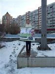Пикет Тульского отделения МЭОО «ЭКА». 6 марта 2014, Фото: 2