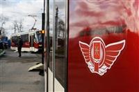 В Туле запустили пять новых трамваев, Фото: 2