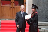 Владимир Груздев поздравил выпускников магистратуры ТулГУ, Фото: 80