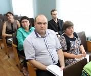 Владимир Груздев в Каменском районе. 4.08.2015, Фото: 7