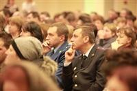 Владимир Груздев в Дубенском районе. 30 января 2014, Фото: 13