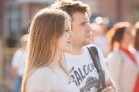 В Туле открылось новая молодежная площадка «Газон». Фоторепортаж, Фото: 48