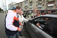 Митинг предпринимателей на ул. Октябрьская, Фото: 2