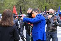 Тульские байкеры почтили память героев в Ясной Поляне, Фото: 15