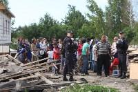 Демонтаж незаконных цыганских домов в Плеханово и Хрущево, Фото: 23