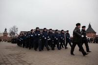Митинг сотрудников ОВД в Тульском кремле, Фото: 86