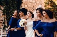Модная свадьба: от девичника и платья невесты до ресторана, торта и фейерверка, Фото: 8