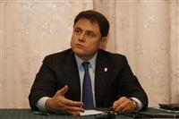 Владимир Груздев с визитом в Алексин. 29 октября 2013, Фото: 4