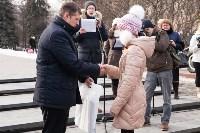 Вручение орденов школьным музеям и вручение наград ветеранам в Иншинке. 24.02.2015, Фото: 27