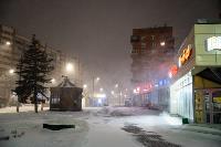 В Туле ночью бушевал буран, Фото: 79