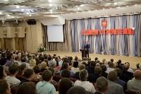 Алексей Дюмин поздравил представителей строительной отрасли с профессиональным праздником, Фото: 36