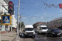 Замена светофоров в Туле, Фото: 2