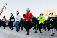 Физкультминутка на площади Ленина. 27.12.2014, Фото: 15