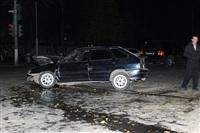 В ДТП на пр. Ленина в Туле ранены два человека, Фото: 2