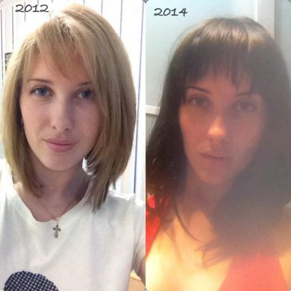 Какой цвет мне идет больше?)) а то я замечала свои волосы уже🙊