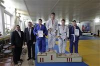 В Туле прошел юношеский турнир по дзюдо, Фото: 57