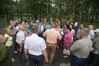 Собрание жителей по поводу благоустройства березовой рощи, Фото: 8