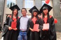 Вручение дипломов магистрам ТулГУ, Фото: 290