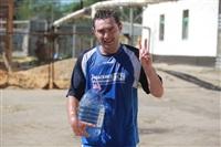 Тульские журналисты сыграли в футбол с зэками, Фото: 32