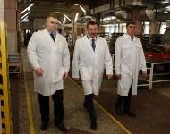 Алексей Дюмин посетил фабрику «Ясная Поляна», Фото: 6