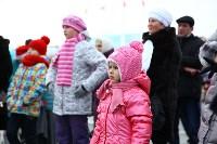 Арт-объекты на площади Ленина, 5.01.2015, Фото: 53