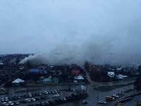 Пожар на улице Краснодонцев, Фото: 1