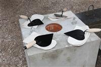 Закладка капсулы в фундамен нового Областного суда, Фото: 4