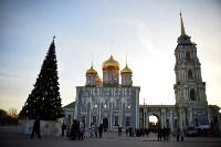 В Тульском кремле открылась новогодняя елка, Фото: 1