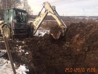 Пролетарский округ Тулы вновь останется без воды, Фото: 6
