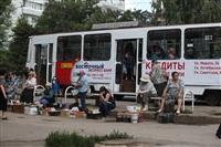 Торговля на развалах, Тула., Фото: 2