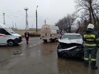 ДТП с автобусом медиков в Туле: у водителя случился инсульт, Фото: 5