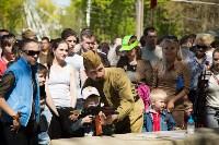 День Победы в Центральном парке. 9 мая 2015 года., Фото: 51