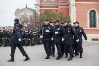 Митинг сотрудников ОВД в Тульском кремле, Фото: 10