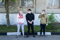 Экспресс-тест на covid-19, маски и социальная дистанция: В Туле первых призывников отправили в армию, Фото: 17