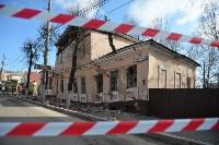 На ул. Октябрьской развалился дом, Фото: 14