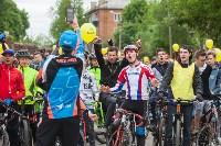 В Туле прошел большой велопарад, Фото: 173