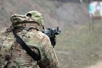 Стрельба, БТР и спасение раненых: в Тульской области бойцы Росгвардии неделю жили в лесу, Фото: 3