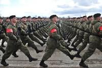 Репетиция Парада Победы в подмосковном Алабино, Фото: 1