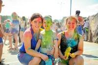 В Туле прошел фестиваль красок и летнего настроения, Фото: 144