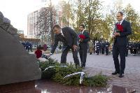 В Туле открыли памятник экипажу танка Т-34, Фото: 26