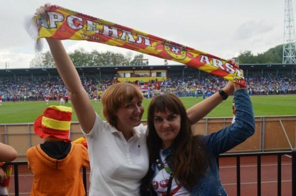Буева Светлана и Шкурина Наталья. Кто сказал, что футбол не женское дело?Только Тула, только Победа!