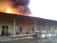 пожар на хладокомбинате, Фото: 8