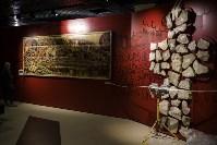 Монтаж экспозиции нового музея на Куликовом поле. Август 2016, Фото: 121
