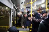 Проверка муниципального транспорта, Фото: 6
