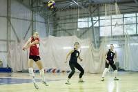 Тульские волейболистки готовятся к сезону., Фото: 29