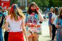 В Туле прошел фестиваль красок и летнего настроения, Фото: 53