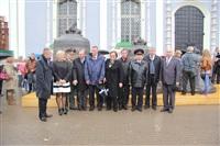 Торжественное освящение колоколов Успенского собора, Фото: 27