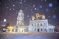 Вечерний снегопад в Туле, Фото: 18