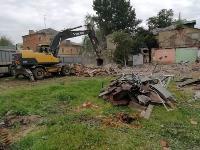 В историческом центре Тулы сносят аварийные дома, Фото: 1
