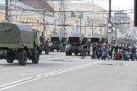 Репетиция парада Победы в Туле, Фото: 163
